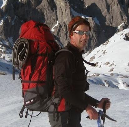Andrés montes - alpinista